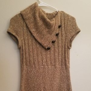 Maurices, sleeveless, warm, fall colored dress.